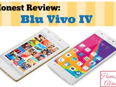 Honest review Blu Vivo IV @homelifeabroad.com