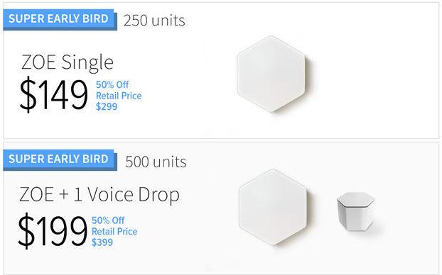 zoe-prices