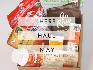 iHerb Haul May_
