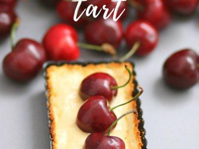 Paleo Lemon Tart_