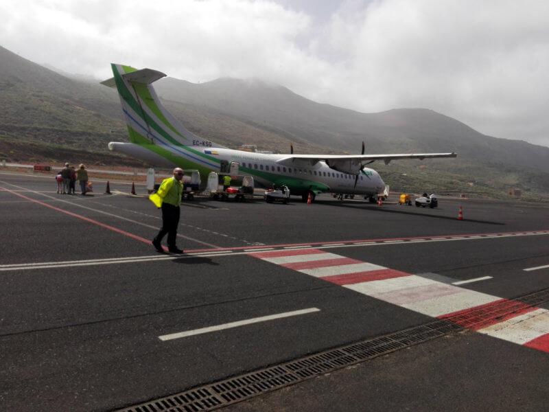 El Hierro airport